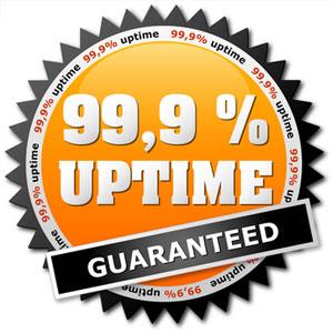 uptime-guaranateed