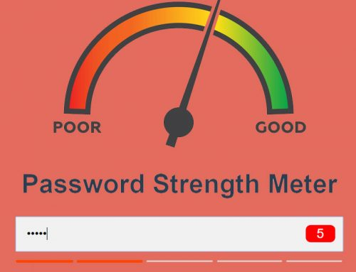 What is Password strength
