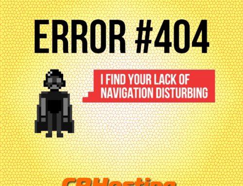 Understanding Error Pages