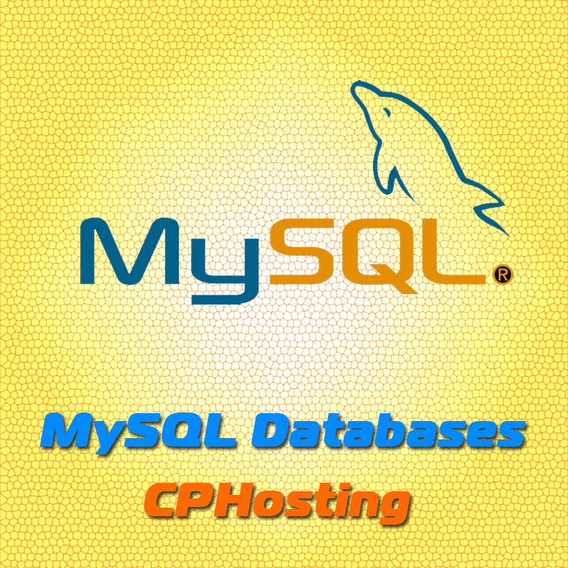 Managing MySQL Databases